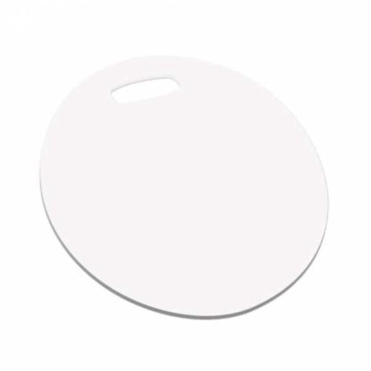 AP Medalla Plástico Circular 6.3 cm 2 caras
