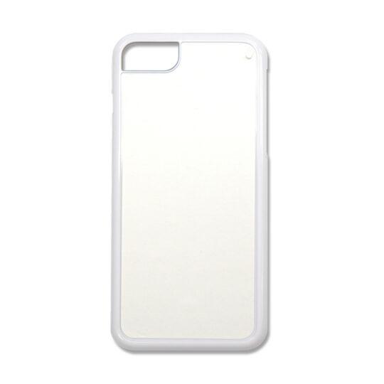 iPhone 7/8 Plus Carcasa Plástico Blanca