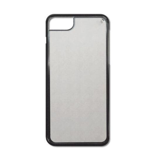 iPhone 7/8 Plus Carcasa Plástico Negra