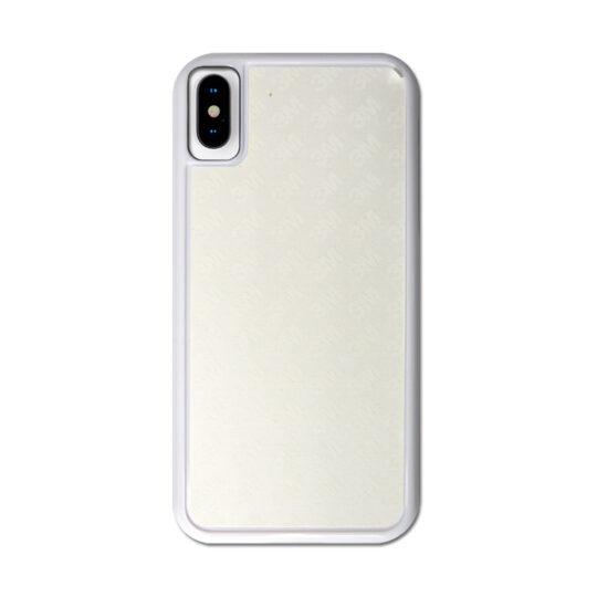 iPhone X Carcasa Plástico Blanca