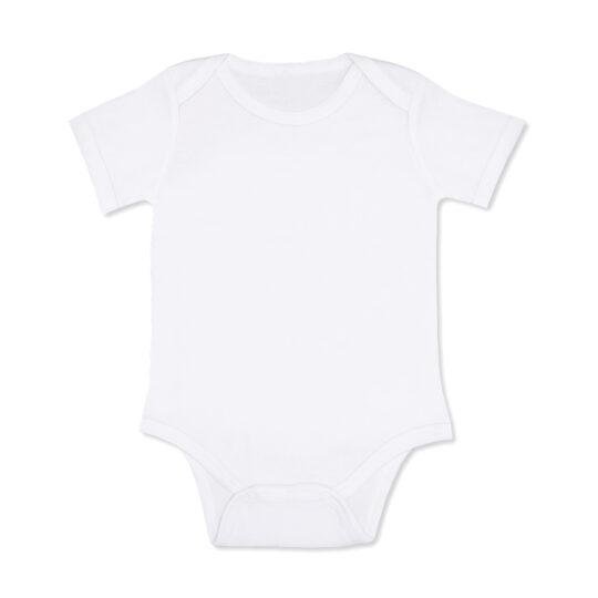 AP Body Infantil Personalizable Algodón Blanco Talla 62/68
