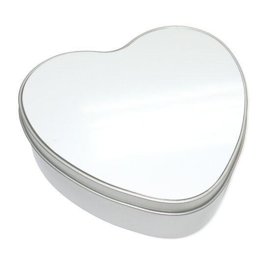 AP Caja Laton Personalizable Corazón 13 x 15 x 5 cm