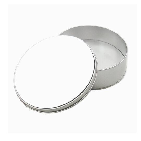 AP Caja Laton Personalizable Redonda 5 cm x 15,5 diametro