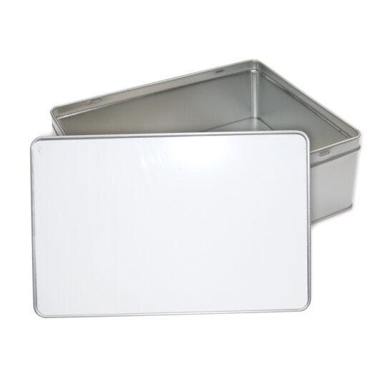 AP Caja Laton Personalizable Rectangular 19,8x12,8x7 cm
