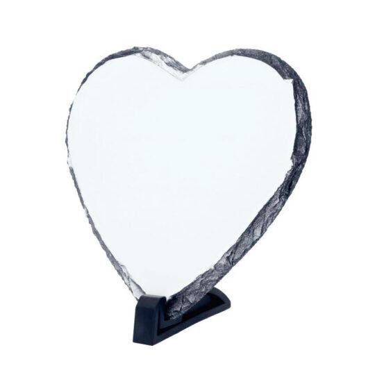 AP Pizarra Personalizable Corazón Brillo 15x15 cm