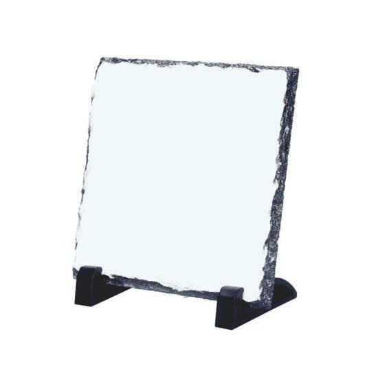 AP Pizarra Personalizable Cudrado Brillo 15x15 cm
