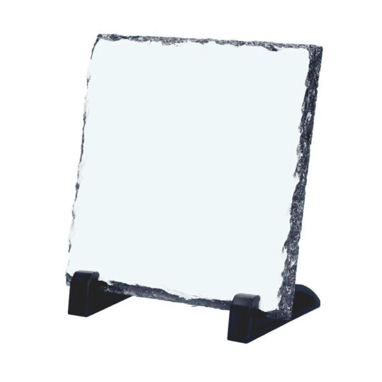 AP Pizarra Personalizable Cudrado Brillo 20x20 cm
