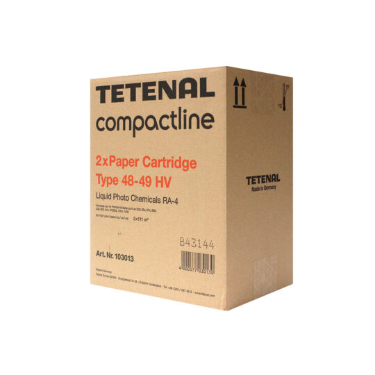 Tetenal Químico RA CP 48-49 HV kit 2 u. para Fuji Frontier