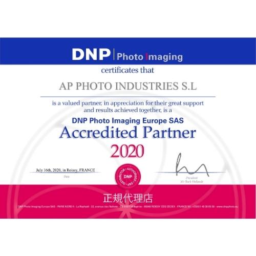 DNP certificado 2020