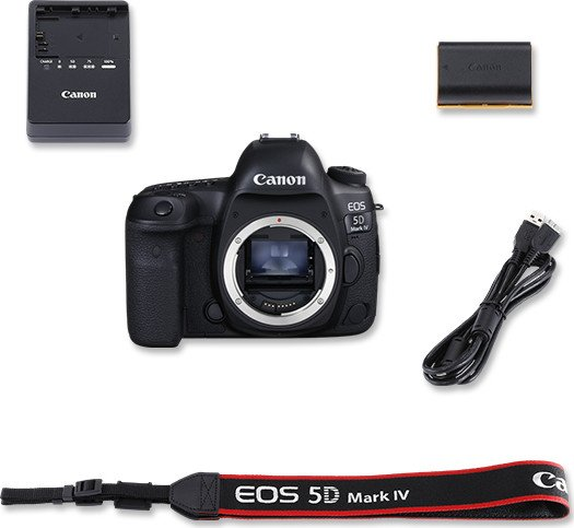 Canon Cámara Reflex Eos 5D Mark IV Cuerpo