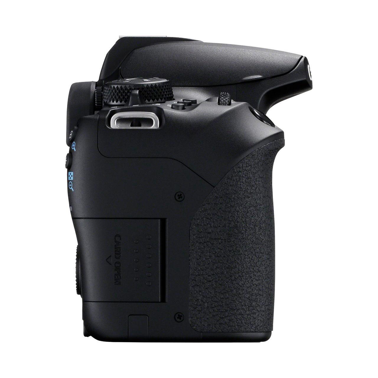 Canon Cámara Reflex Eos 850D Kit Objetivo EF-S 18-135mm IS USM