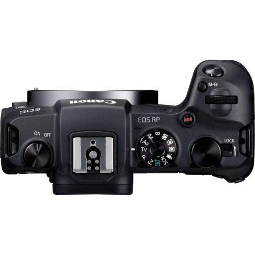 Camara Evil - Canon Eos RP Cuerpo + Adaptador EF-EOS R   3380C023