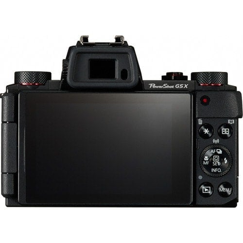 Camara Compacta - Canon Powershot G5 X Negra | 0510C002AA