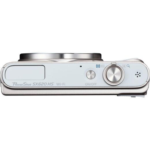 Camara Compacta - Canon PowerShot SX620 HS Blanca   1074C002AA