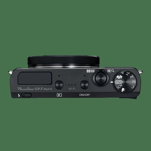 Camara Compacta - Canon Powershot G9 X Mark II Negra | 1717C002AA