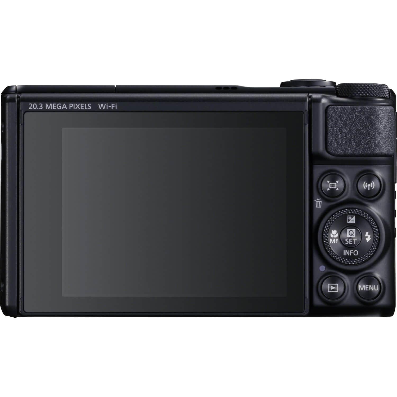 Canon Cámara Compacta PowerShot SX740 HS Negra
