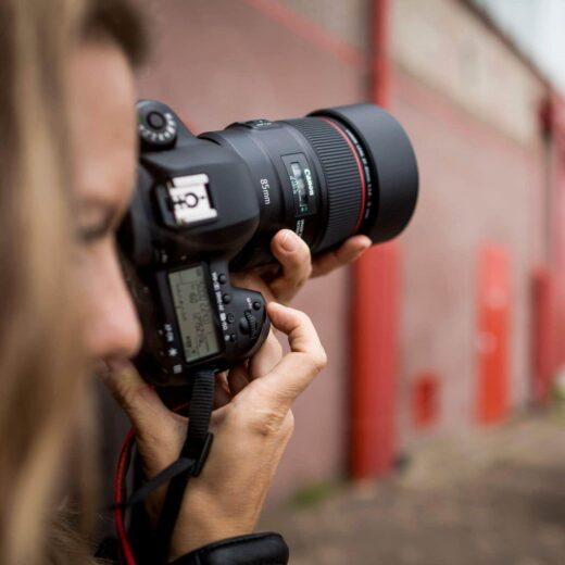 Objetivo - Canon EF    85mm F1.4L IS USM | 2271C005AA