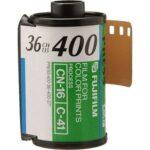 Película Negativo Color 35mm Fuji Superia 400-36 X-TRA