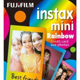 Película Instant Fuji Instax Mini Rainbow WW 1 (1x10 fotos)
