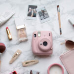 Cámara Instantánea Fuji Instax MINI 11 Blush Pink