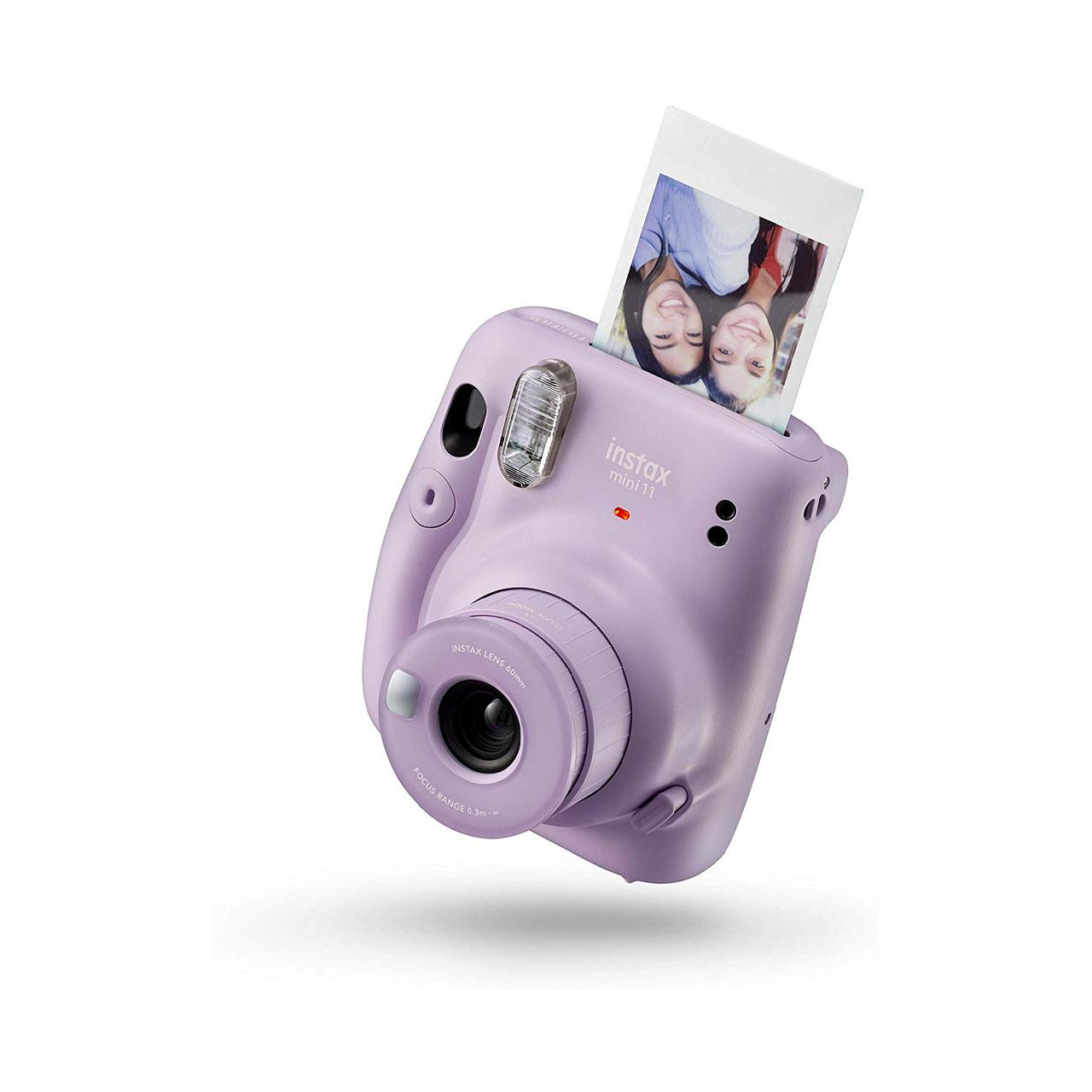 Fuji Instax Cámara Instantánea MINI 11 Lilac Purple