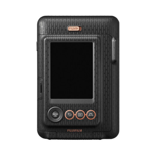 Camara Instantanea - Fuji Instax MINI LIPLAY Kit Funda+Correa Black | 70100144527