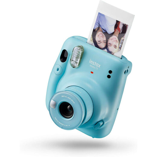 Camara Instantanea - Fuji Instax MINI 11 SKY BLUE KIT WONDERFUL | 70100149090