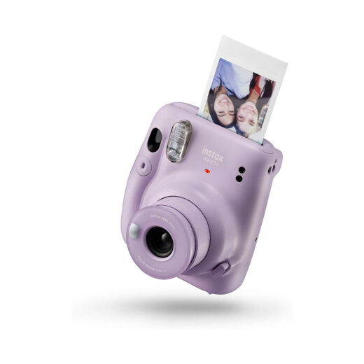 Camara Instantanea - Fuji Instax MINI 11 LILAC PURPLE KIT WONDERFUL | 70100149089