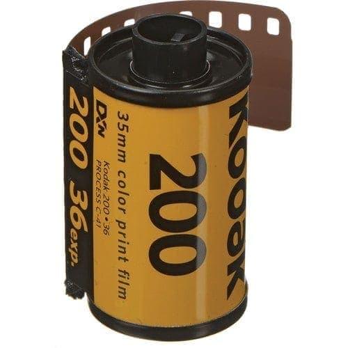 Película Negativo Color 35mm Kodak Gold 200-36 | 6033997
