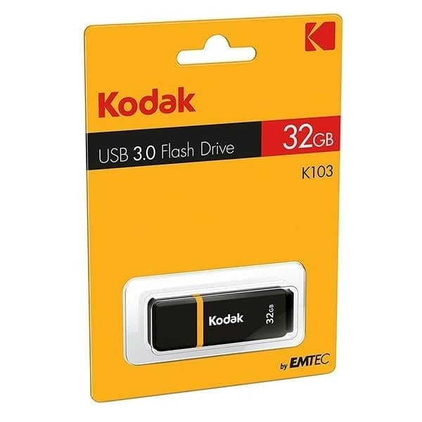 Kodak Pendrive Usb 16Gb K100 3.1