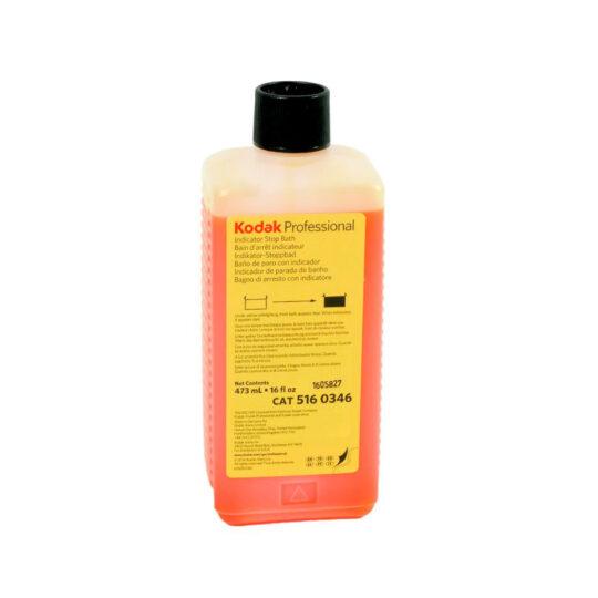 Kodak Químico BW Detenedor con Indicador Stop Bath 0730 16OZ