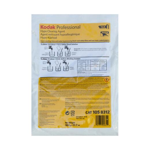 Quimico - Kodak  BW Eliminador de hiposulfito 1x19 lit | 1058312