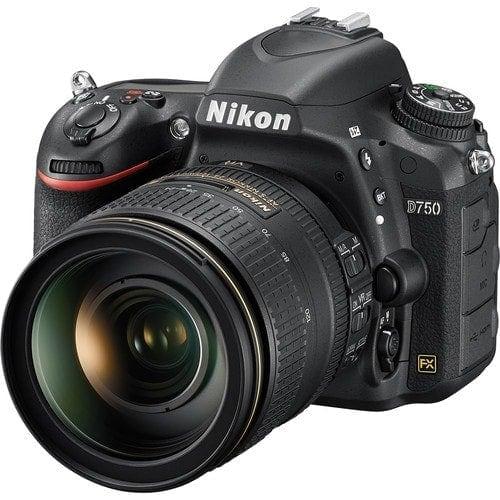 Camara Reflex - Nikon D750 Objetivo 24/120 G VR F4 | 999D7501