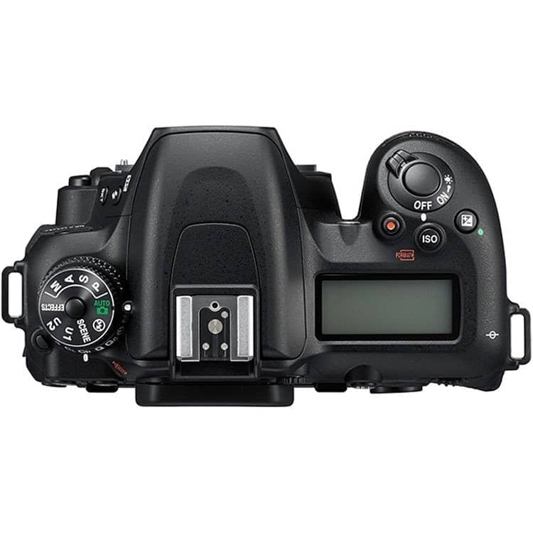Nikon Cámara Reflex D7500 Cuerpo