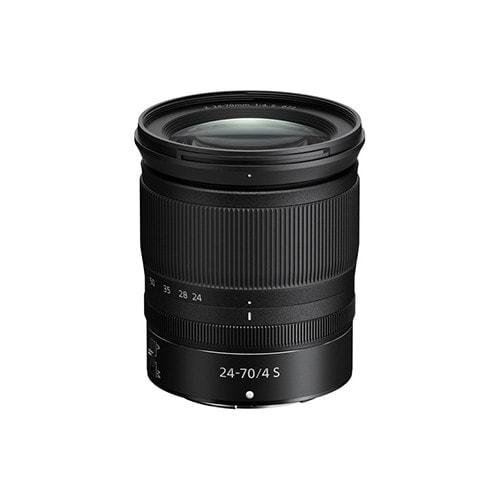 Camara Evil - Nikon Z6 con Objetivo Z 24/70 F4 + Adaptador FTZ Kit | VOA020K003