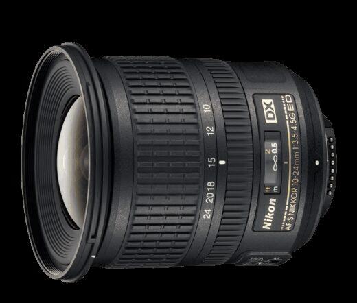 Objetivo Nikon DX AF-S 10-24mm f/3.5-4.5 ED G   999712