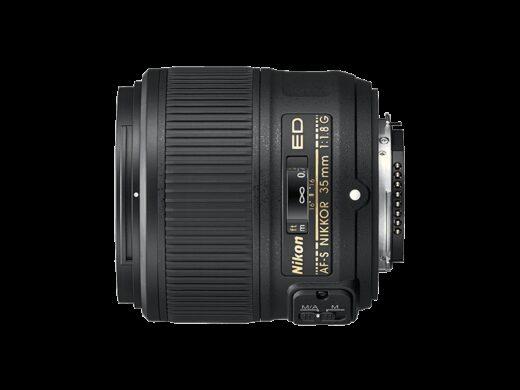 Objetivo - Nikon AF-S    35mm F1.8G ED   141314