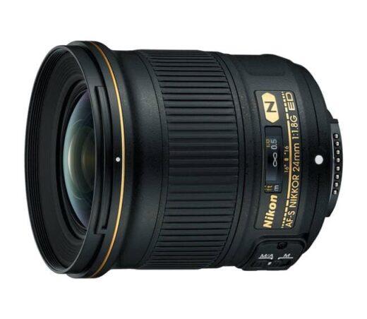Objetivo Nikon AF-S 24mm f/1.8G ED | 143584