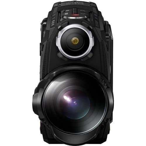 Camara Compacta - Olympus TG-Tracker Negra Sumergible 30 mts | V104180BE000