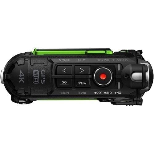 Camara Compacta - Olympus TG-Tracker Verde Sumergible 30 mts | V104180EE000