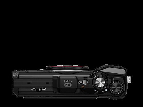 Olympus Cámara Compacta TG-6 Negra Sumergible 15 mts