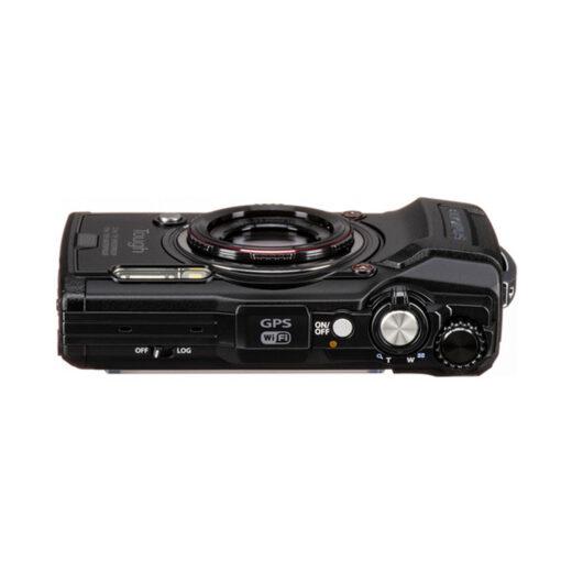 Camara Compacta - Olympus TG-6 Negra con Carcasa acuatica PT-059 hasta 45 m. | V104210BE020