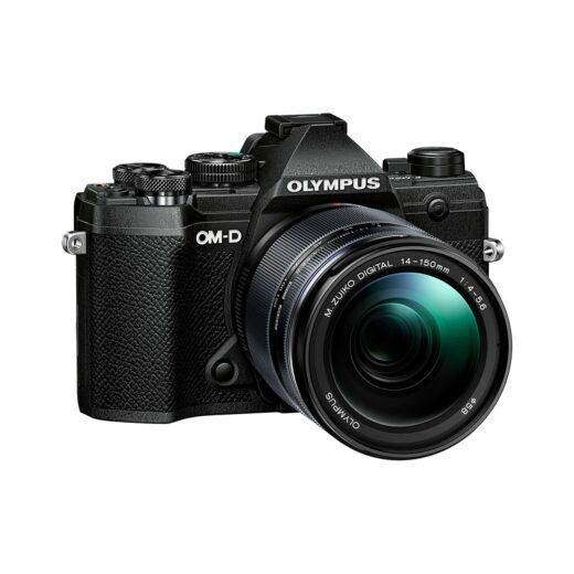 Camara Evil - Olympus OM-D E-M5 Mark III Negra + 14-150 Negro + Bat. BLS-50 | V207091BE000