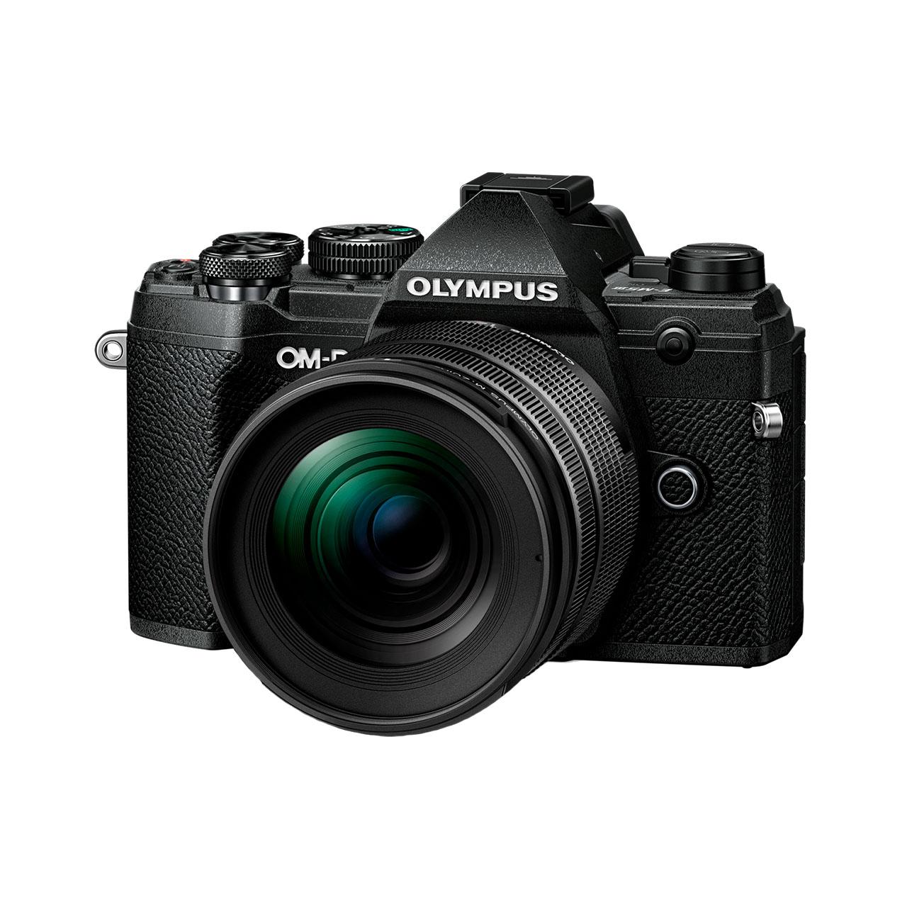 Olympus Cámara Evil OM-D E-M5 Mark III Neg.+12-45 F4 Negro