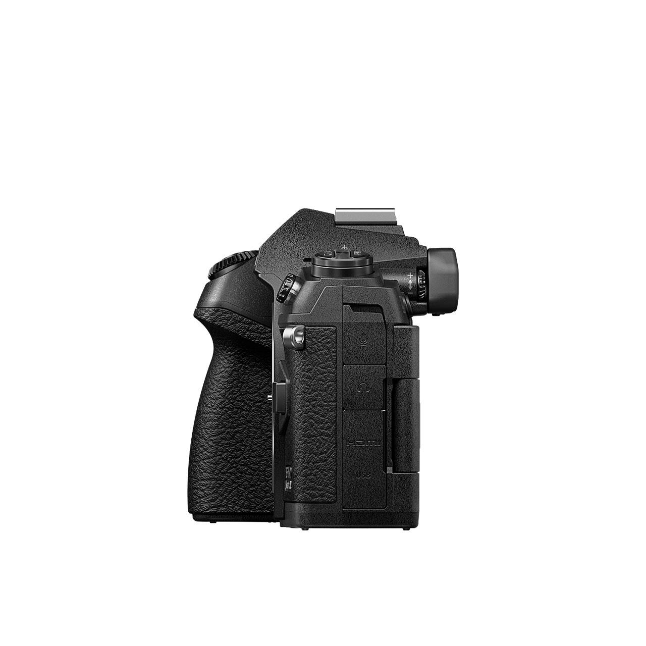 Olympus Cámara Evil E-M1 Mark III Cuerpo Negra