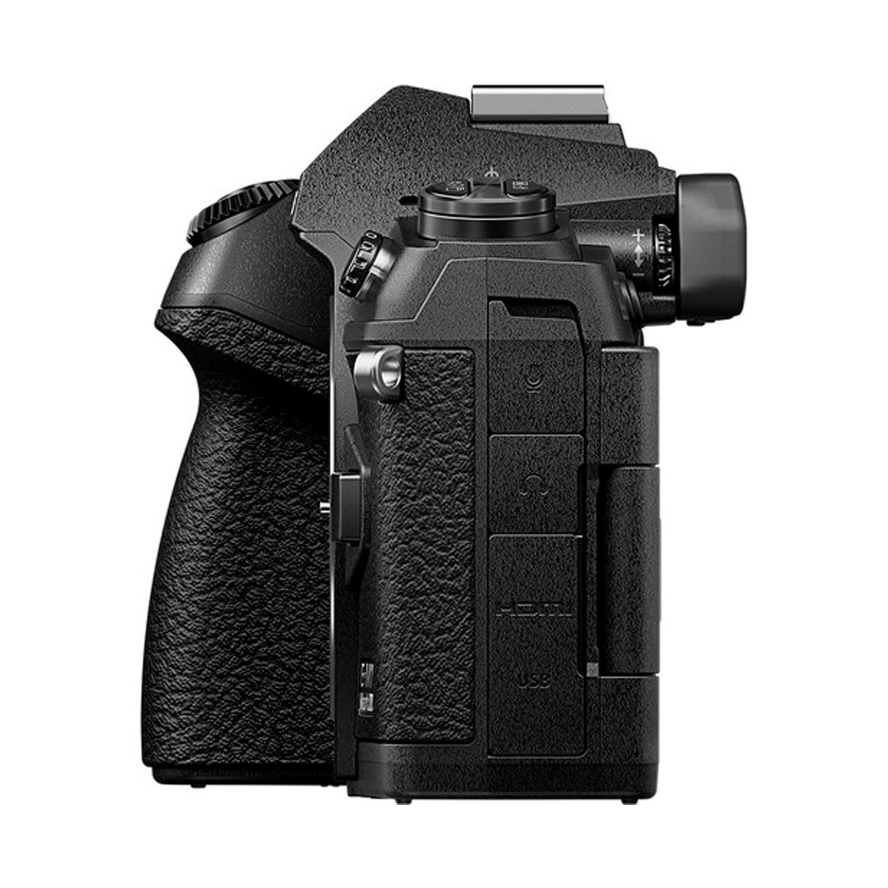 Olympus Cámara Evil E-M1 Mark III Negra + 12-40mm