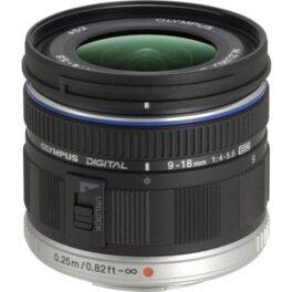 Objetivo Olympus Zuiko Digital ED 9-18mm f/4.0-5.6 Micro 4/3