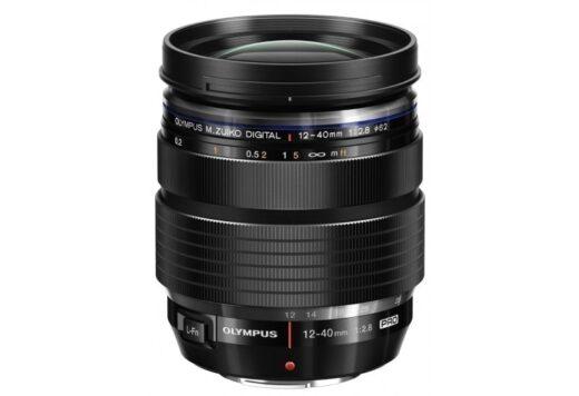 Objetivo - Olympus M.Zuiko Digital 12-40mm 1:2.8 PRO | V314060BW001