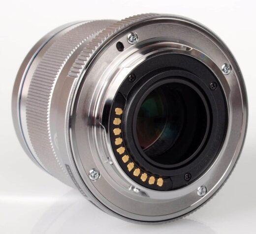 Objetivo - Olympus M.Zuiko Digital Angular 12mm f2.0 Plata (metalico)   V311020SE000