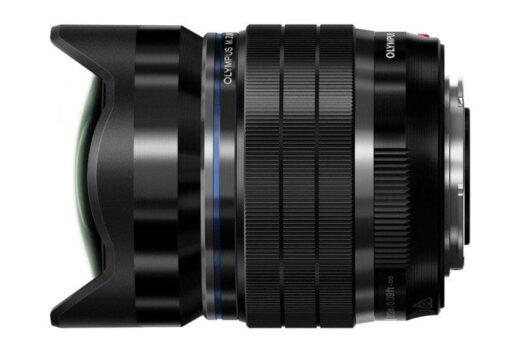 Objetivo - Olympus M.Zuiko Digital ED 8 mm Ojo de Pez 1:1.8 PRO | V312030BW000